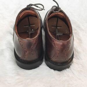 Johnston & Murphy Shoes - Johnston & Murphy Saddle Oxford Shoes Size 8.5
